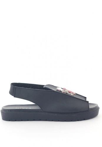 MINKA KYRA Black Sandal