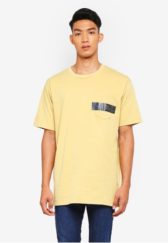 Cotton On 金色 Dylan Tee A74E3AA160A89AGS_1