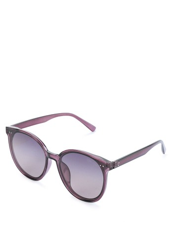 Urban State black Polarized Plastic Day Round Sunglasses 521E7GL70EE87FGS_1
