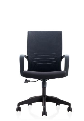 AMERCIS black Amercis Sisca B Mesh Office Chair 03889HLD53A2BCGS_1