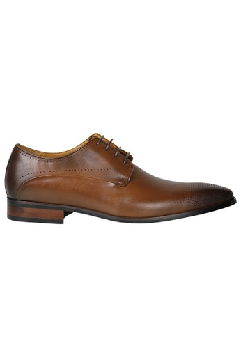 Tomaz brown Tomaz F102 Lace Up Formal (Brown) 1415CSH81EEADAGS_1