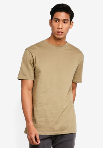 Factorie 褐色 Regular T Shirt AC1A3AA30013E6GS_1