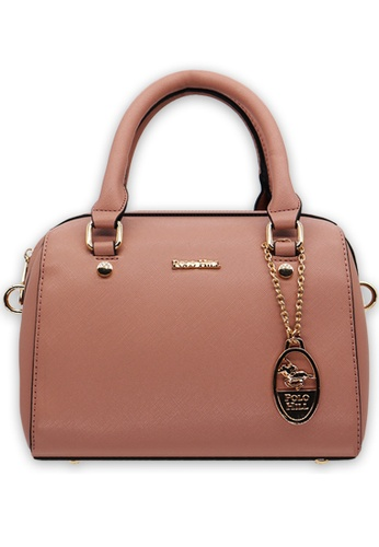 Polo Hill 粉紅色 Polo Hill Casual Handbag B8AD9AC894952CGS_1