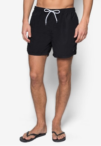 Factorie black Jose Poolboy Shorts FA113AA06CRTID_1