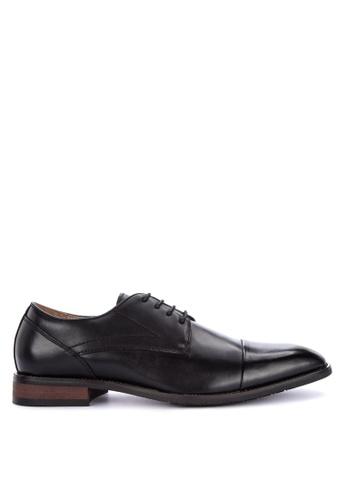 Gibi black Wax Formal Shoes C56E6SH1CEDBE8GS_1
