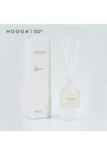 HOOGA Hooga Tropical Spice & Peach White Series 200ml 46736HL5E097F8GS_1
