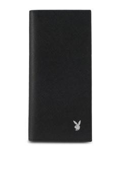 Playboy Bi-Fold Long Wallet