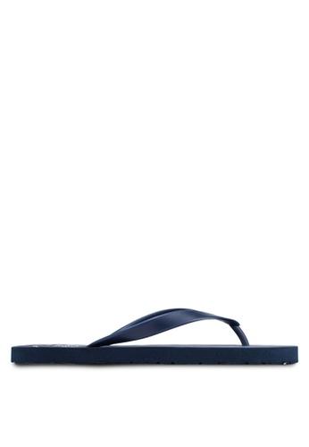 JAXON navy Casual Flip Flops FC850SHFC161ECGS_1