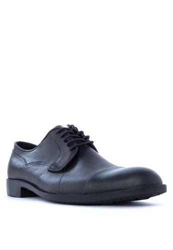 Easy Soft by World Balance black Rome Formal Shoes 56D26SH31DB5F5GS_1