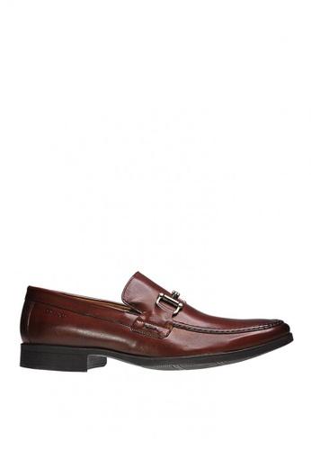 Sebago brown Mens Elbrus Bit Dress Casual 67600SH9F0D001GS_1
