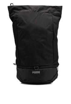 f50f59c674 PUMA black Street Running Packable Backpack 31E63ACE3E9476GS 1