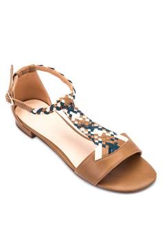 Oliver Flat Sandals