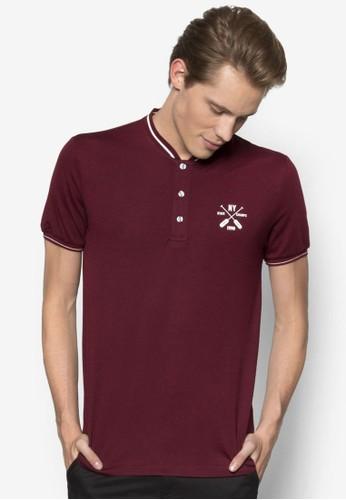 海軍風立領POLO 衫、 服飾、 Polo衫JAXON海軍風立領POLO衫最新折價