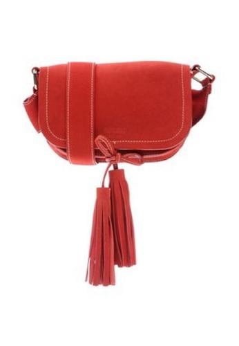 MOSCHINO red MOSCHINO CROSSBODY BAG FBFEBAC962E494GS_1