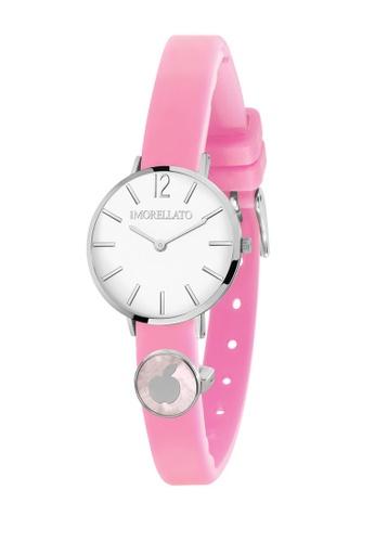 Morellato purple Morellato Sensazioni Summer 30mm Lilac Silicon Ladies Watches R0151152510 15D83AC7E3E892GS_1
