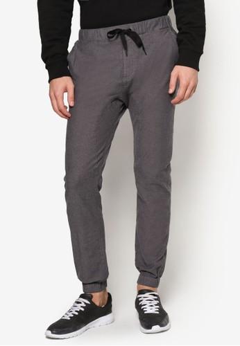 Cotton On grey Drake Cuffed Pants CO372AA53HESMY_1