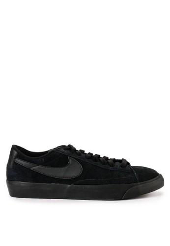 Nike black Nike Blazer Low Le Shoes 1615BSH100B038GS_1