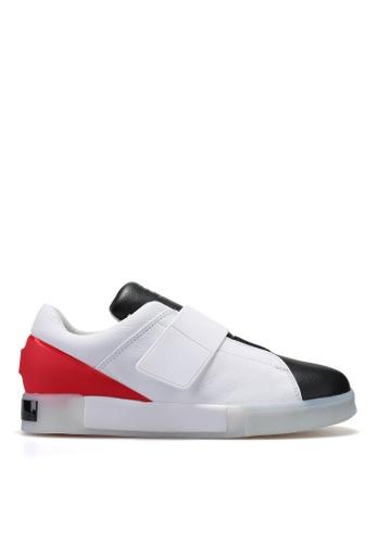 FILA multi Crossover JW 17S1 Leather Sneaker B0D27SH4B92449GS_1
