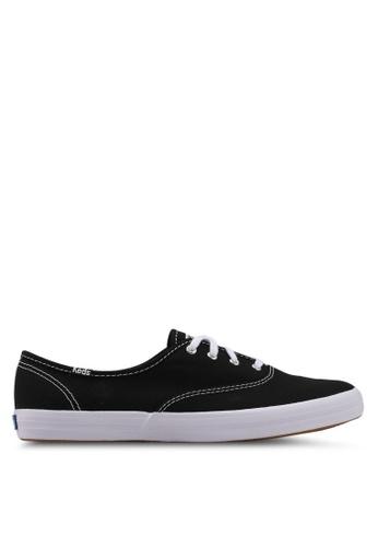 Keds 黑色 Champion Core 運動鞋 KE942SH0STEWMY_1