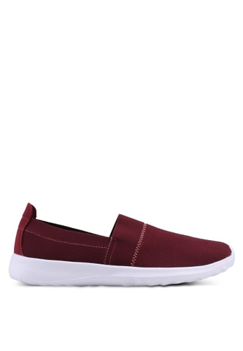 North Star red Slip On Sneakers 0EC8CSH29A84ADGS_1