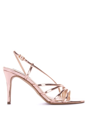 5a71d537a5 Shop Steve Madden Autora Strappy High Heels Online on ZALORA Philippines