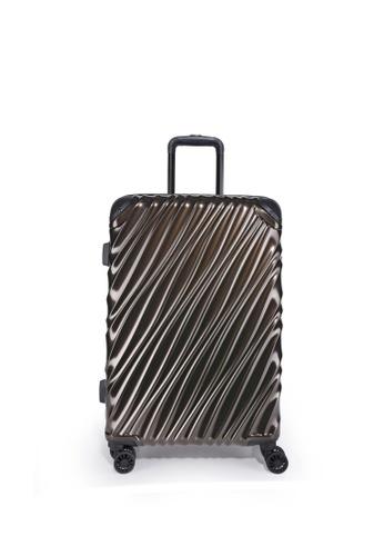 """Valentino Creations black Venus Luggage 24"""" 0B50FACB63B71BGS_1"""