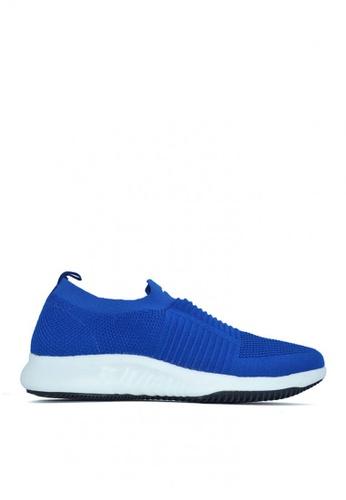 ACCEL blue PaulMan Lo Sports Lifestyle Shoes 32200SHC1678B3GS_1
