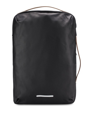 Rawrow black Rugged 170 3 Way Backpack RA312AC24VYLMY_1