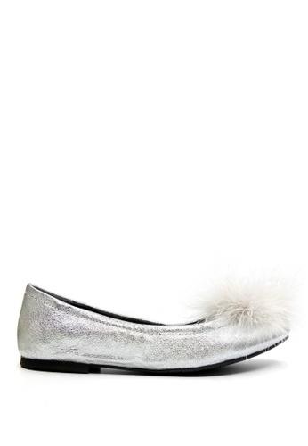 Kenneth Cole New York silver PRISCELLA - Ballerina D13D5SHB45E838GS_1