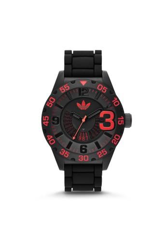 Newbuesprit台灣網頁rgh個性大數字腕錶 ADH2965, 錶類, 運動型