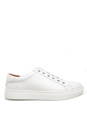Twenty Eight Shoes 白色 象牙白牛皮波鞋0072 5F75ESHD0A5B66GS_1