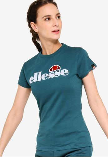 Ellesse green Varety Tee 49329AA34C1AE2GS_1
