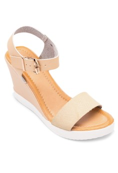 Monica Wedge Sandals
