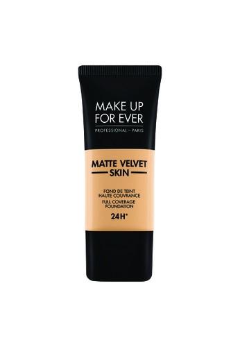 MAKE UP FOR EVER beige MATTE VELVET SKIN LIQUID FOUNDATION 30ML Y315 AA091BE26DA921GS_1
