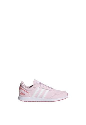 ADIDAS pink adidas VS Switch Shoes F47D9KS0A1869FGS_1