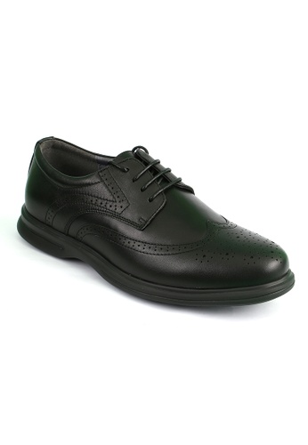 East Rock black Higgins Men Formal Shoes BD6A2SH71F5BAEGS_1