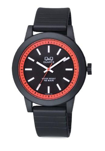Q&Q VR10J001Yesprit outlet 高雄 彩色圓框手錶, 錶類, 其它錶帶
