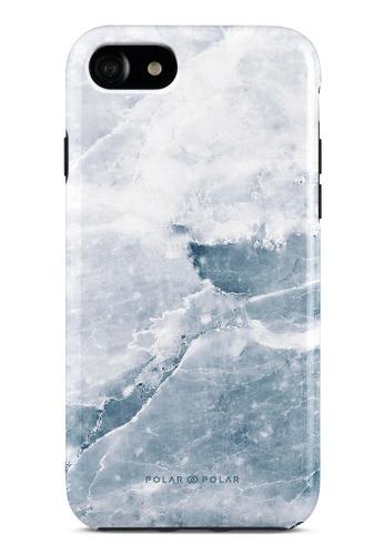 Polar Polar grey Icy Dual-Layer Tough Case Glossy For iPhone SE (2nd) / 8/7 DE5EEAC1BBD5E2GS_1