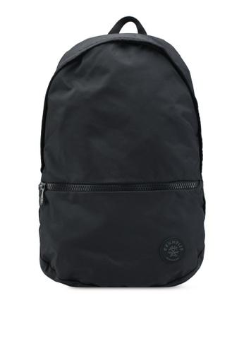 CRUMPLER black Proud Stash Backpack CR929AC10EZXMY_1