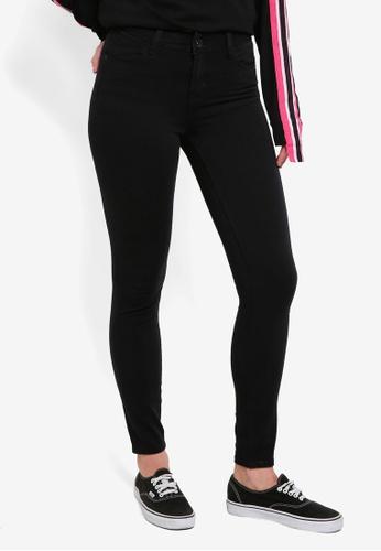 OVS black Super Skinny Jeans ED085AAC324543GS_1