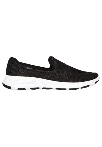 Skechers black Skechers Men GOWALK COOL - 54650BKW 4769CSHBDD3127GS_1