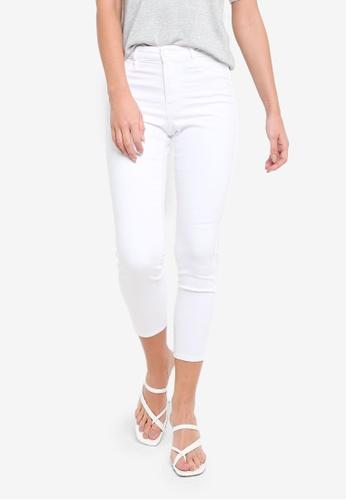 H&M white Skinny Jeans FE6E9AAE0B0221GS_1