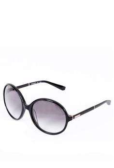 f339066c1d22 Trussardi black Trussardi Fashion Sunglass 12860 - 57 - black  40FD7GL47DFF0EGS 1