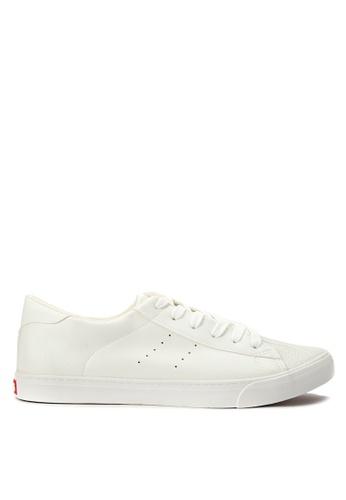 Italianos white Alva Sneakers IT153SH0KJ1WPH_1