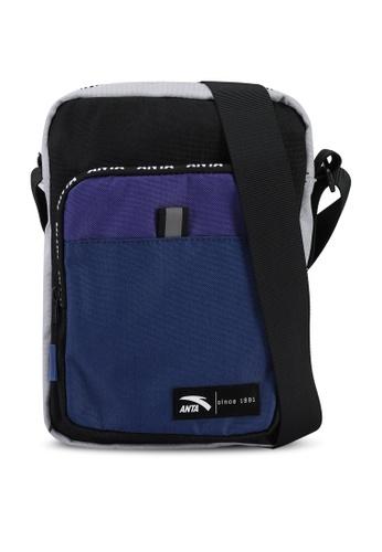 Anta multi KM Satchel Sling Bag 3B660ACD203C14GS_1