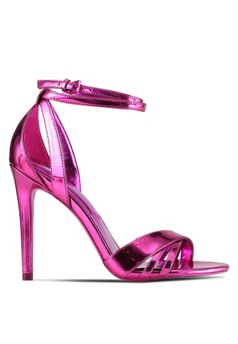 ALDO pink Learia Heels AL087SH0RYIFMY_1