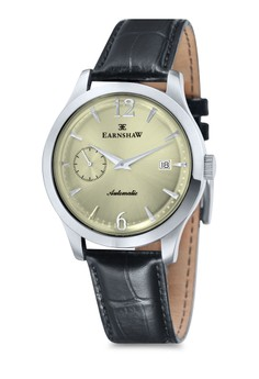 Blake Automatic Subdial Leather