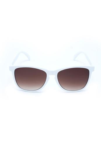 2i's to eyes white and brown 2i's Sunglasses - NitaC 2I983AC89OZEHK_1