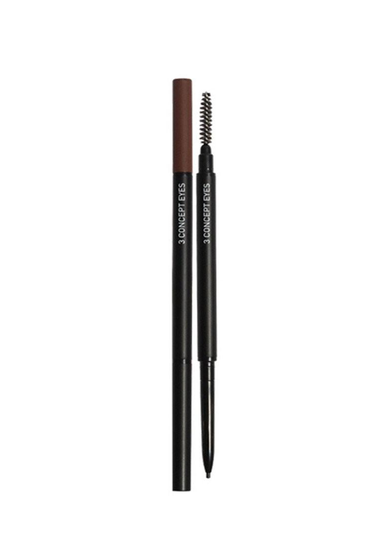 3CE Slim Eyebrow Pencil - Reddish Brown