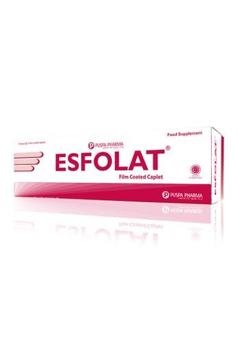 ESFOLAT red Esfolat - Memenuhi kebutuhan vitamin dan mineral selama kehamilan 04B6CES3DA319FGS_1